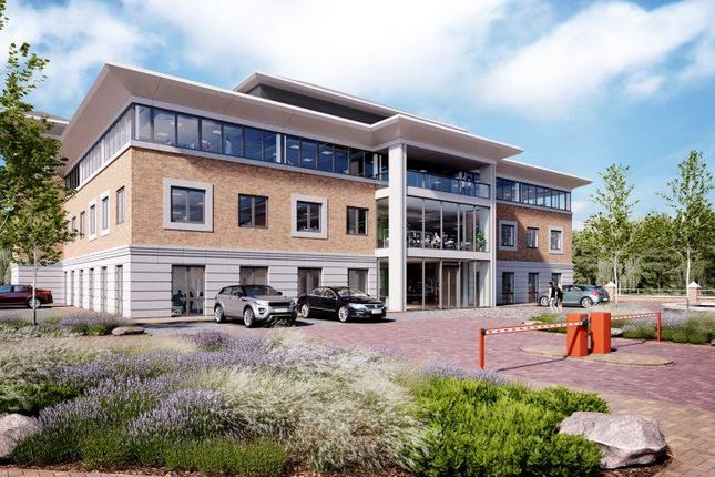 Thumbnail Office for sale in Cathedral Square, Cathedral Hill, Guildford, South East