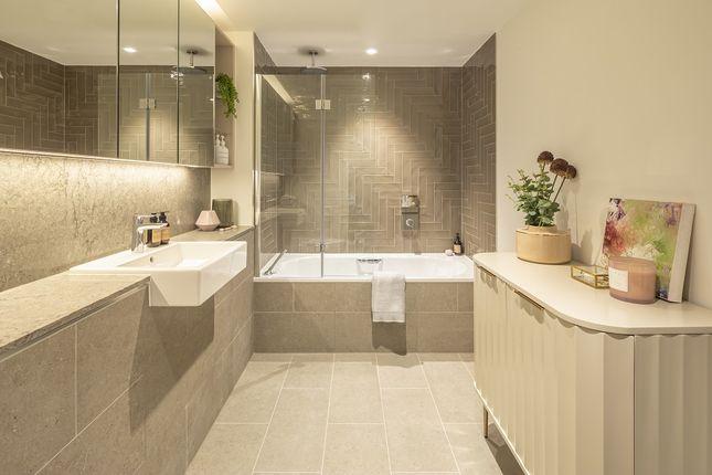 Ensuite Bathroom of 99-105 Horseferry Road, Westminster, London SW1P