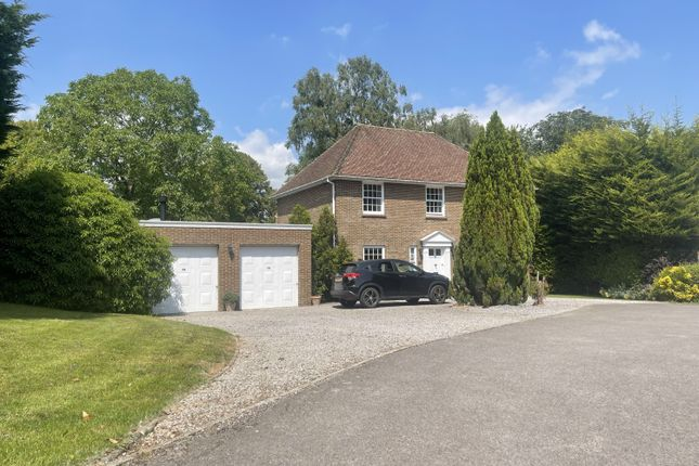 Thumbnail Detached house for sale in Hambledon Close, South Cerney, Cirencester, Gloucestershire