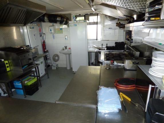 Kitchen of Lon Pont Morgan, Abersoch, Pwllheli LL53