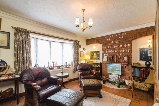Thumbnail Detached house for sale in Hemmerley Drive, Whittlesey, Peterborough