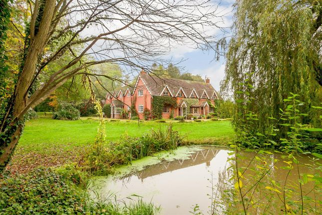 Thumbnail Detached house for sale in Canon Frome, Ledbury, Herefordshire