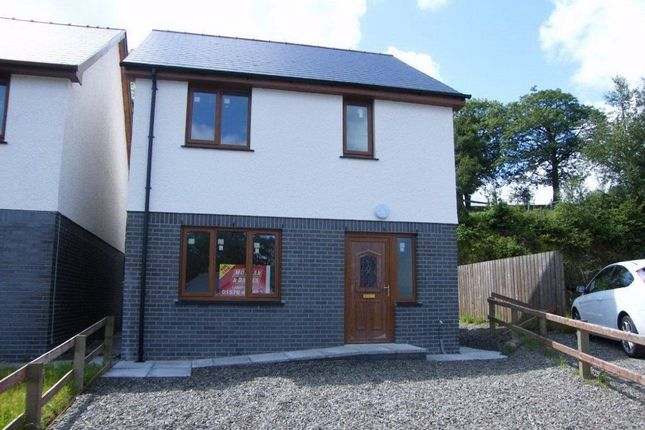 Thumbnail Detached house for sale in Clos Tawela, Silian, Lampeter