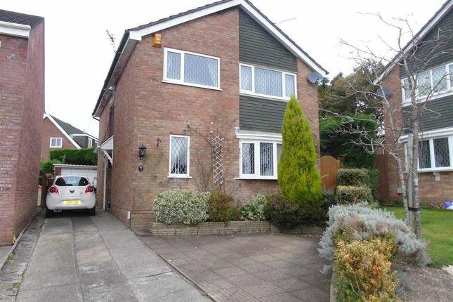 4 bed detached house for sale in Llwyn Y Golomen, Parc Gwernfadog, Swansea