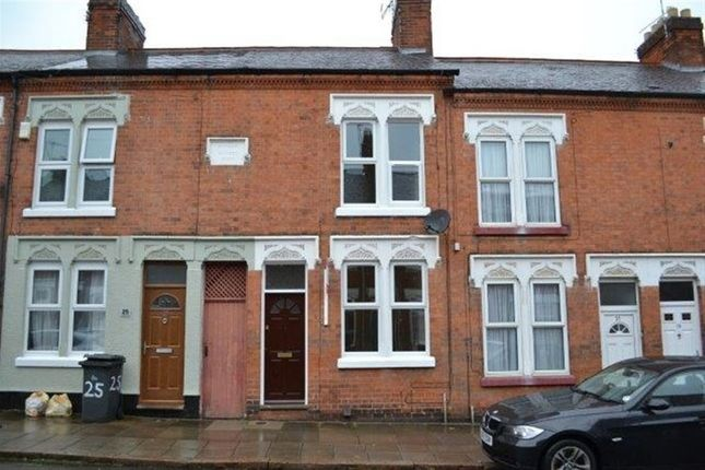 Terraced house to rent in Lord Byron Street, Knighton Fields, Leicester