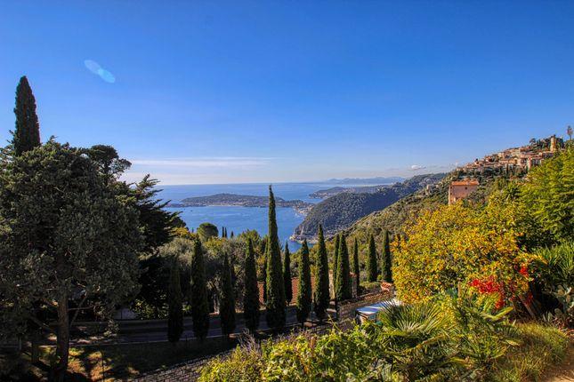 Thumbnail Villa for sale in Eze, Villefranche, Cap Ferrat Area, French Riviera