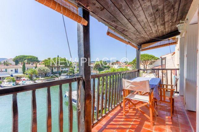 Thumbnail Apartment for sale in Port Grimaud, Grimaud (Commune), Grimaud, Draguignan, Var, Provence-Alpes-Côte D'azur, France