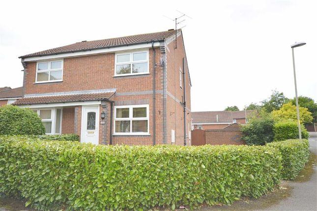 Thumbnail Semi-detached house to rent in Heron Lane, Crossgates, Scarborough