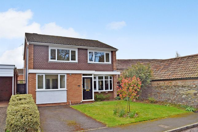 Thumbnail Detached house for sale in Rectory Road, Staplegrove, Taunton