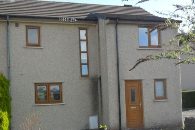 Thumbnail Semi-detached house to rent in Hayclose Crescent, Kendal