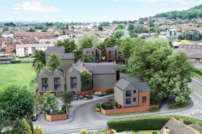 Thumbnail Detached house for sale in Lime Grove, Grange Road, Tuffley, Gloucester