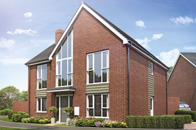 Thumbnail Detached house for sale in Plot 78 Weogoran Park, Whittington Road, Worcester