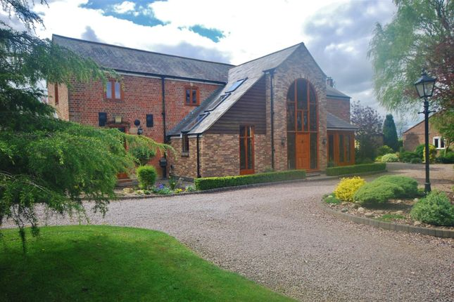 Thumbnail Barn conversion for sale in North Drove, Pode Hole, Spalding