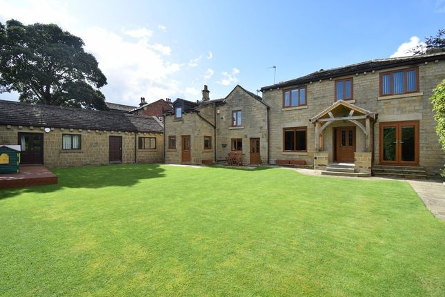 Thumbnail Link-detached house for sale in Dale Court, Dale Street, Ossett
