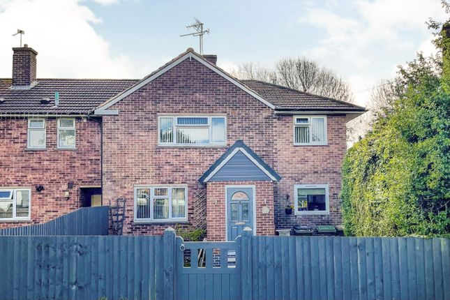 4 bed end terrace house for sale in Beech Drive, Leicester LE3