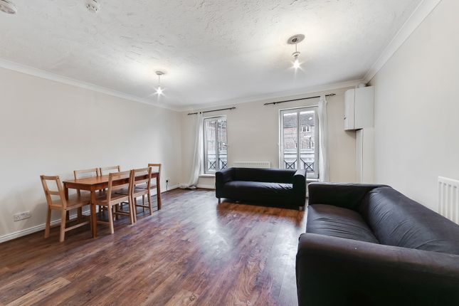 Thumbnail Terraced house to rent in Ambassador Square, Isle Of Dogs