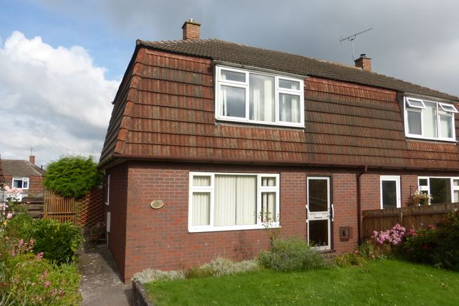3 bed end terrace house for sale in Dulas Avenue, Hereford
