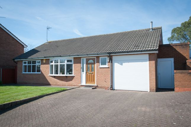 Thumbnail Detached bungalow for sale in Green Lane, Great Barr, Birmingham