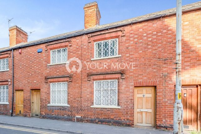Thumbnail Terraced house for sale in Pinfold Gate, Loughborough