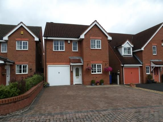 Front of Chenet Way, Cannock, Staffordshire WS11
