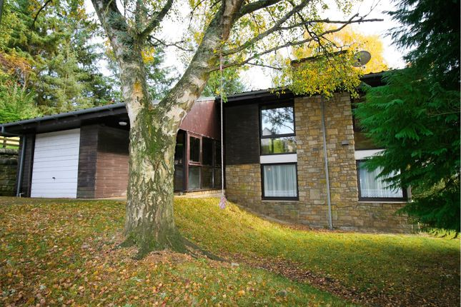 Thumbnail Detached house for sale in Ellwyn Crescent, Galashiels