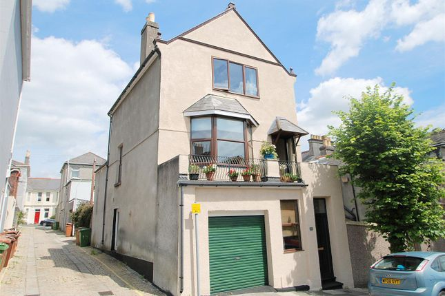Thumbnail Detached house for sale in Seymour Avenue, Lipson, Plymouth