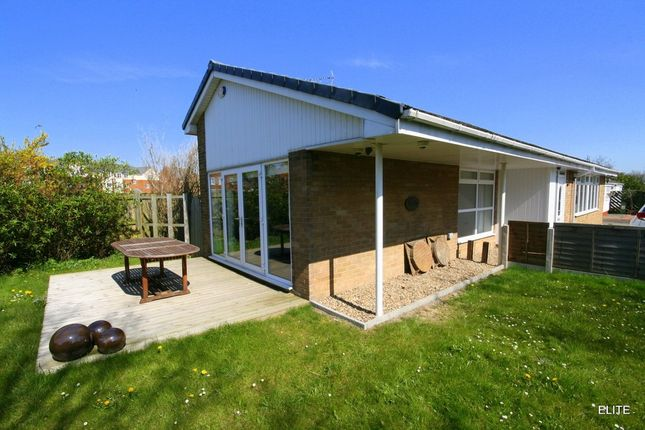 Thumbnail Detached bungalow to rent in Pittington Road, Rainton Gate, Houghton Le Spring