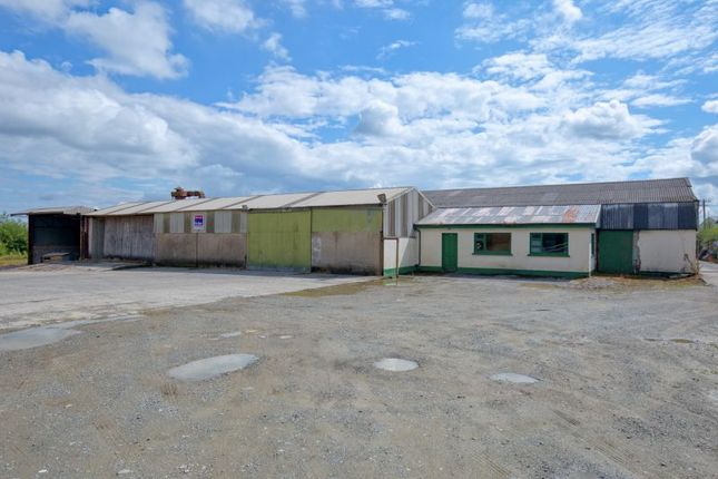 Thumbnail Industrial for sale in Industrial Unit At Kilcannon, Old Dublin Road, Enniscorthy, Wexford County, Leinster, Ireland