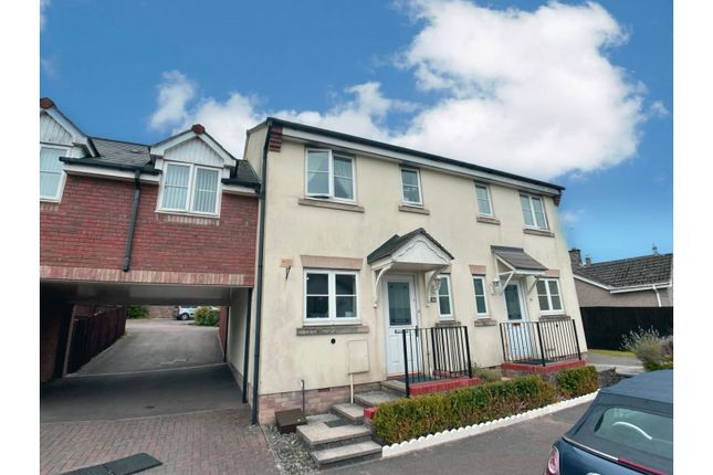 2 bed semi-detached house for sale in Parragate Road, Cinderford GL14