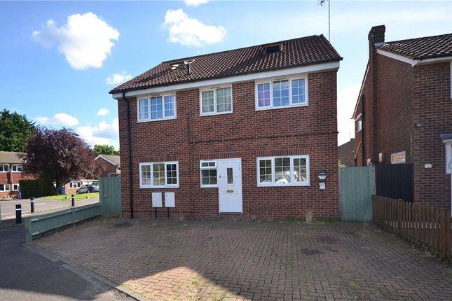 Thumbnail Flat for sale in Myrtle Drive, Blackwater, Surrey