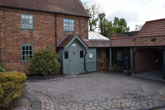 Thumbnail Detached house to rent in Kirklington Road, Hockerton, Southwell