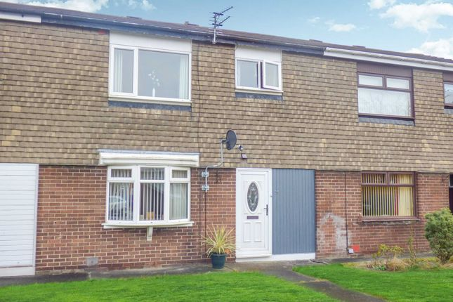 Thumbnail Terraced house for sale in Charles Drive, Dudley, Cramlington