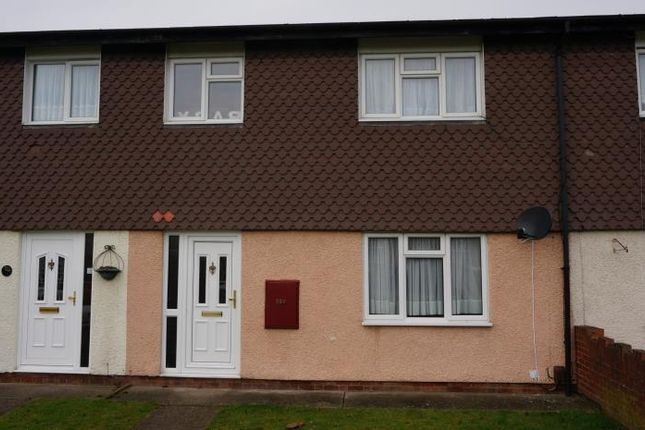 Thumbnail Terraced house to rent in Rectory Road, Pitsea, Basildon