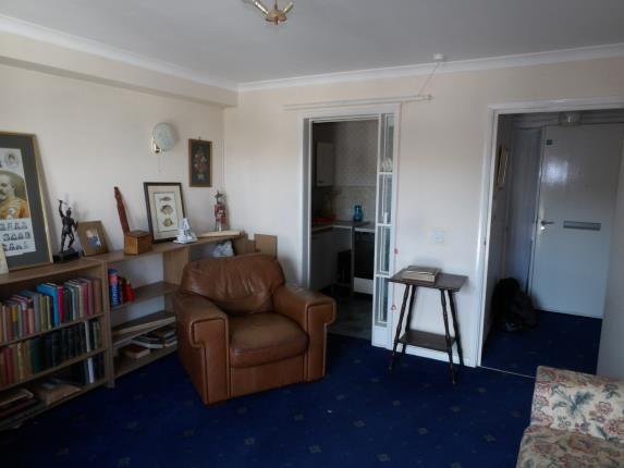 Living Room of Uxbridge Court, Holyhead Road, Bangor, Gwynedd LL57