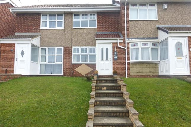 Thumbnail Terraced house to rent in Woodstock Way, Clavering, Hartlepool