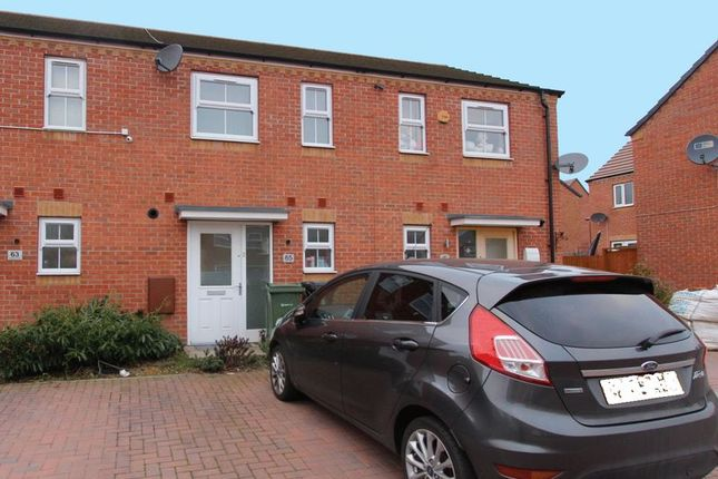 Thumbnail Terraced house for sale in Yorkshire Grove, Walsall