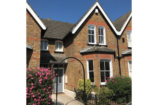 Thumbnail Property for sale in Thurstan Road, West Wimbledon