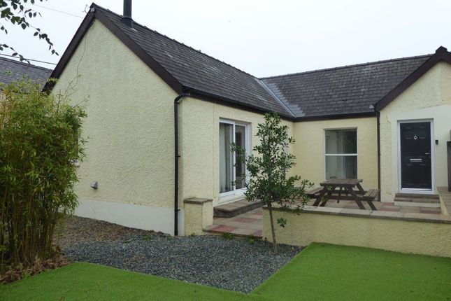Thumbnail Bungalow to rent in Rosehill Mews, Haverfordwest, Pembrokeshire