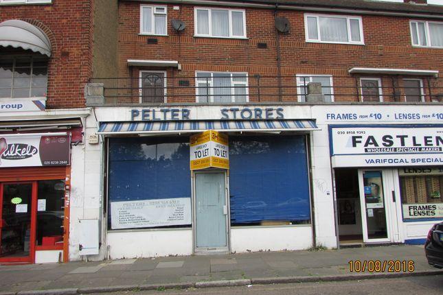 Thumbnail Retail premises to let in St Albans, 82 Edgware Way, Edgware, Middx.