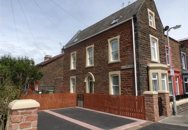 Thumbnail End terrace house for sale in Mill Street North, Maryport, Cumbria