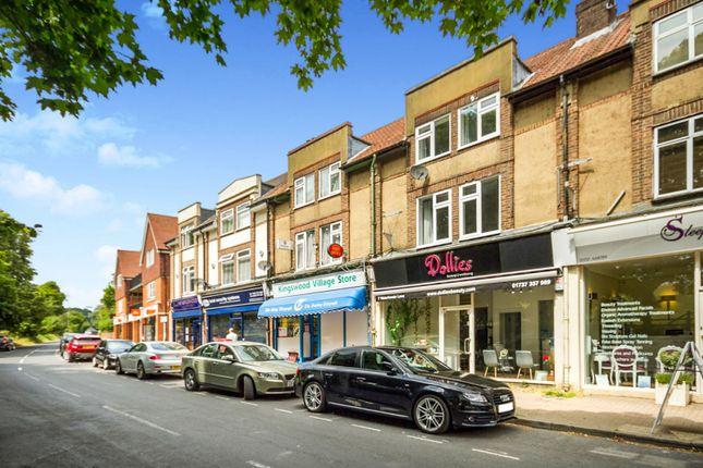 Thumbnail Maisonette to rent in Waterhouse Lane, Kingswood, Tadworth