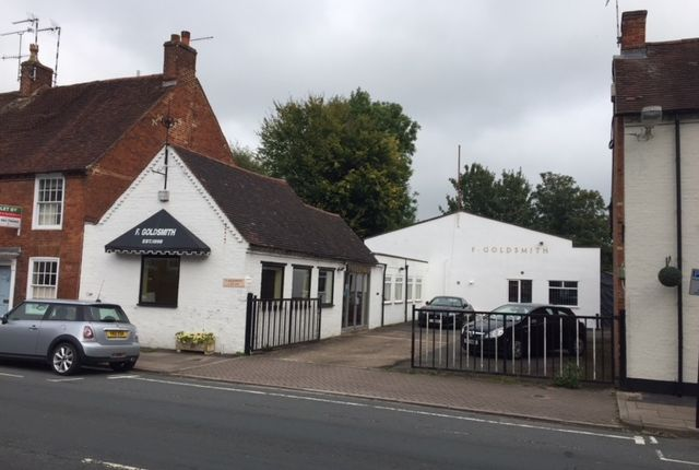 Thumbnail Warehouse to let in High Street, Henley In Arden