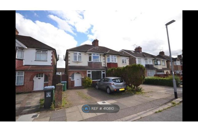 Thumbnail Semi-detached house to rent in Kingswood Road, Watford