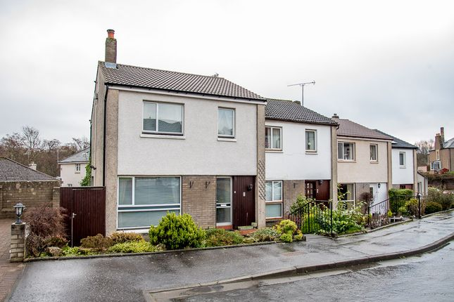 Thumbnail 3 bed end terrace house for sale in Pardovan Place, Camelon, Falkirk