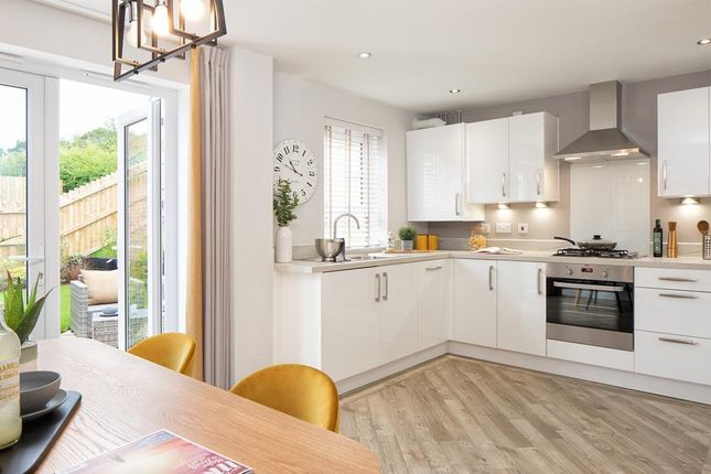 """Thumbnail Terraced house for sale in """"Maidstone"""" at Chudleigh Road, Alphington, Exeter"""
