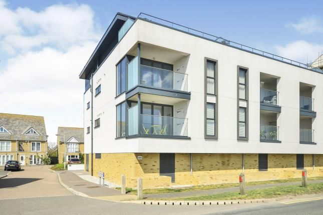 Thumbnail Flat for sale in Victory Place, Nelson Mews, Littlestone, Kent