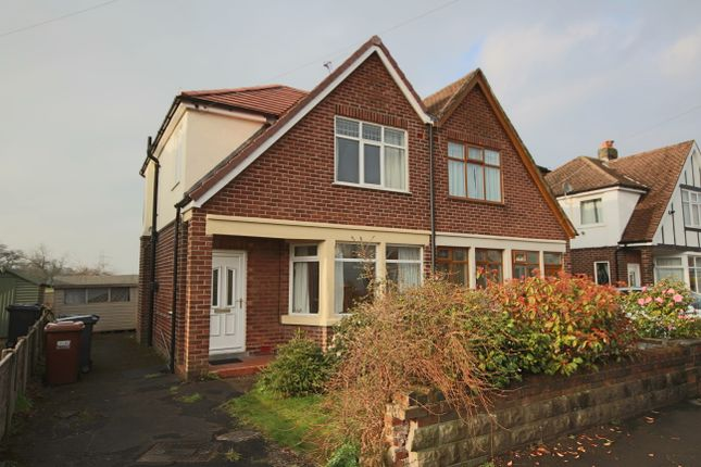 Semi-detached house for sale in Howick Park Drive, Penwortham, Preston