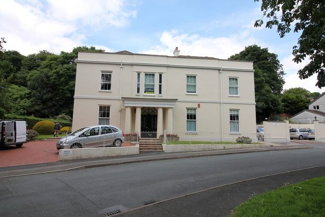 Thumbnail Flat for sale in Chaddlewood, Plymouth