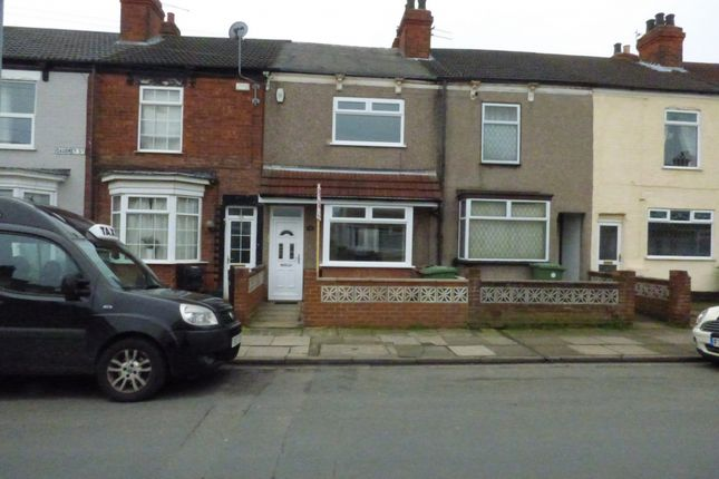 Thumbnail Terraced house for sale in Daubney Street, Cleethorpes