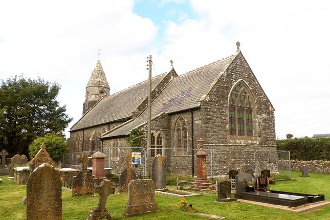 Thumbnail Detached house to rent in Llangain, Carmarthen, Carmarthenshire.